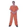 Got Busted Jumpsuit Orange